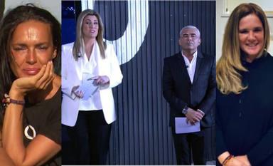"""El tajante mensaje de la hermana de Olga Moreno a Jorge Javier Vázquez y Carlota Corredera: """"Estoy cansada..."""""""