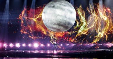 Así será la actuación de Blas Cantó en Eurovisión 2021