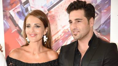 Paula Echevarria y David Bustamante en una imagen de archivo