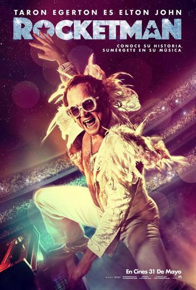 Rocketman: Ya puedes escuchar a Taron Egerton en el papel de Elton John