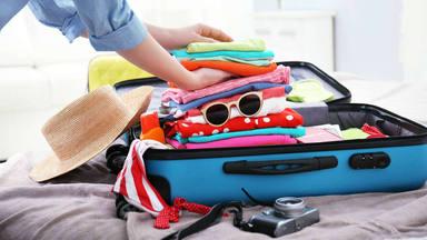 El decálogo para hacer la maleta de vacaciones sin los ''por si acaso''