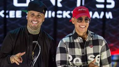 Nicky Jam y Daddy Yankee, preparan música conjunta