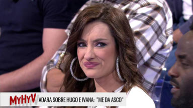 """Me da asco"": Adara opina sobre el beso de Hugo Sierra e Ivana Icardi en 'Supervivientes'"