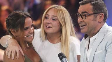 Gloria Camila máxima defensora de Rocío Flores en Supervivientes