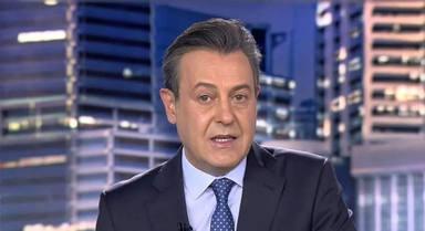 coronavirus: José Ribagorda lágrimas Informativos Telecinco