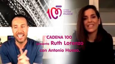 'En vivo' con Ruth Lorenzo en CADENA 100