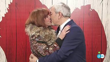 Carlos Sobera celebra su quinto aniversario de boda con su mujer Patricia con una bonita dedicatoria