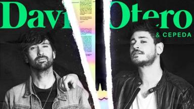 """David Otero lanzará """"Tal como eres"""" a dúo con Cepeda el 22 de mayo"""