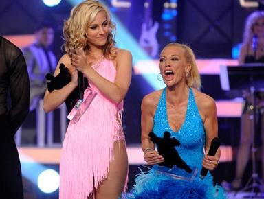 Belén Esteban ganó el programa Más que baile y se impuso a Edurne en la final
