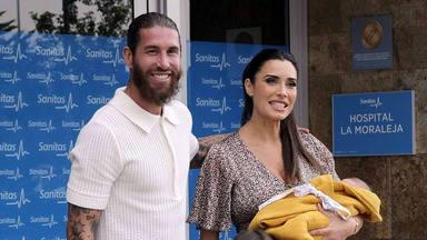 El porqué de Máximo Adriano, el nombre escogido por Pilar Rubio y Sergio Ramos para su bebé