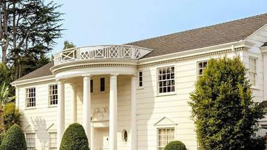 Así es la icónica mansión de 'El Príncipe de Bel-Air' que podrás alquilar por 30 dólares la noche