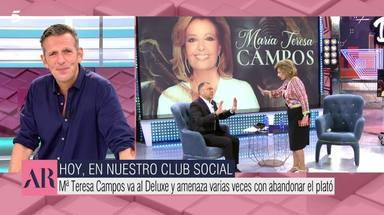 La tajante opinión de Joaquín Prat sobre la entrevista de María Teresa Campos