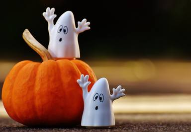 Idees per decorar per Halloween