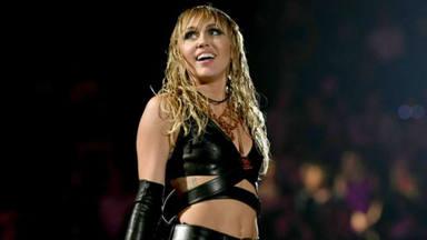 Miley Cyrus está totalmente colada por un artista que conocemos todos