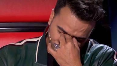 La confesión de Antonio Orozco que provoca las lágrimas de Luis Fonsi
