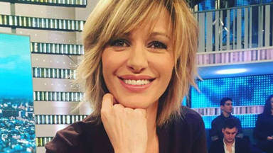 Susanna Griso, presentadora de 'Espejo público'