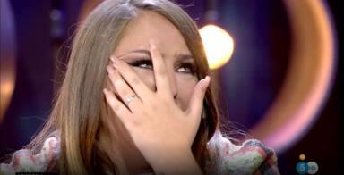 Rocío Flores llora al recordar a Rocío Jurado en 'GH VIP 7'