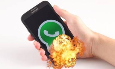 """Els missatges de WhatsApp es podran """"autodestruir"""""""