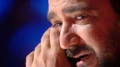 Antonio Orozco, un padre emocionado en la función del colegio de Jan: ''la belleza infinita''