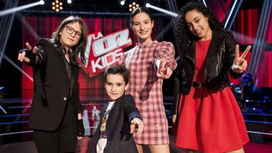 Aysha, Daniel, Sofía o Irene, ¿quién ganará esta noche 'La Voz Kids'?