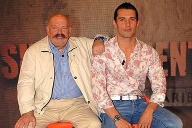 Jesús Vázquez y José María Íñigo fueron los elegidos para presentar Supervivientes en su vuelta a Telecinco