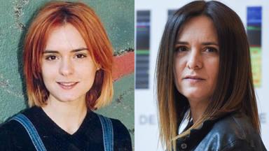 El antes y el después de Eva Santolaria, Valle en la serie Compañeros