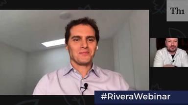 Albert Rivera habla emocionado de su futura paternidad