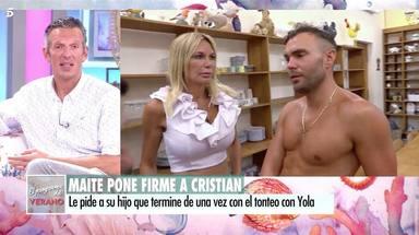 Joaquín Prat no duda en arremeter contra su ex Yola Berrocal