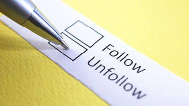Instagram te elimina los seguidores dudosos