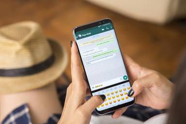 Cinco trucos de whatsapp que no conoces