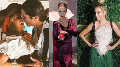 Ibiza se llena de famosos en la piel de ''estrellas Dinesy'' por el cumpleaños de la influencer Dulceida