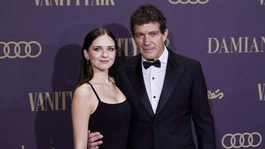 Antonio Banderas no puede ocultar su orgullo de padre con su hija Stella del Carmen