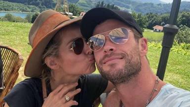 La inesperada revelación de Elsa Pataky sobre el físico de su marido, Chris Hemsworth
