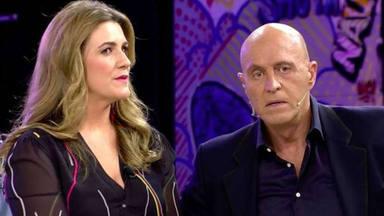 El desagradable enfrentamiento entre Carlota Corredera y Kiko Matamoros: ''tú a mi no me malipulas''
