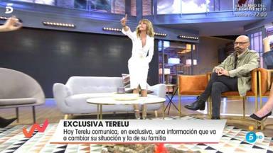 Emma García no se corta con María Teresa Campos en 'Viva la vida': ''Me sorprede, pero aquí no pagamos''