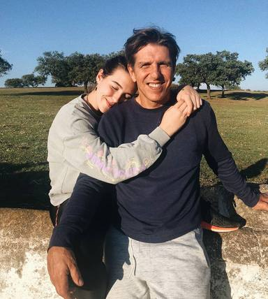Alba Díaz criticada por viajar desde Madrid Sevilla