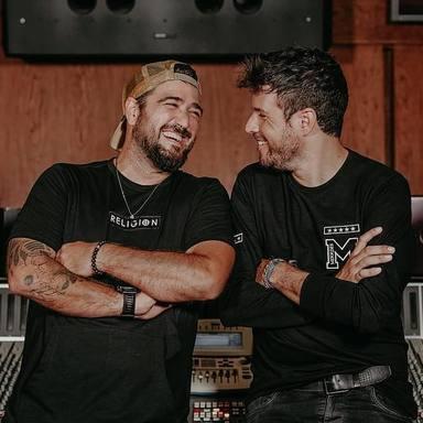 La amistad de Antonio Orozco y Pablo López