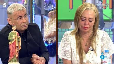 La reconciliación entre Belén Esteban y Jorge Javier parece estar muy lejana