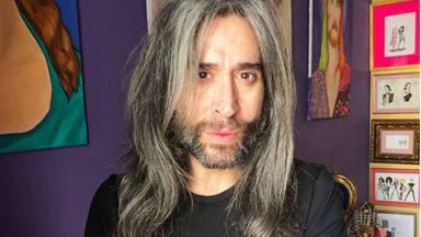 Mario Vaquerizo nuevo look