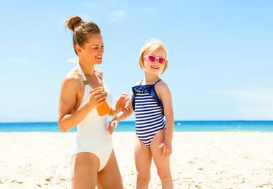 Crema solar y sus riesgos