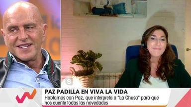Paz Padilla y Kiko Matamoros