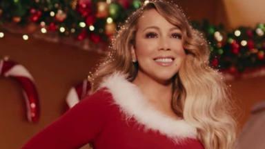 Mariah Carey es sinónimo de la navidad por todo el mundo sin embargo no era siempre así