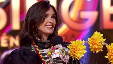 Paz Vega ganadora 'Mask Singer'