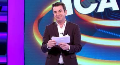 Arturo Valls, muy sorprendido ante los cambios que han revolucionado la nueva etapa de ¡Ahora caigo!