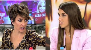"""Sonsoles Ónega, en 'shock' tras el desafortunado comentario de Sofía Suescun en 'Ya es mediodía': """"Dais asco"""""""