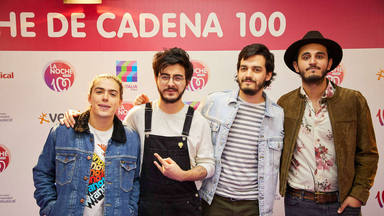 Esto es lo que nos contaron los artistas a su paso por el set de entrevistas de La Noche de CADENA 100