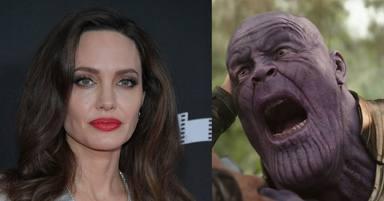 Los fans de Marvel enloquecen al saber qué nuevo papel interpretará Angelina Jolie