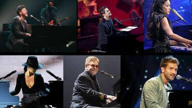 Los artistas al piano más inspiradores e influyentes de ayer y de hoy