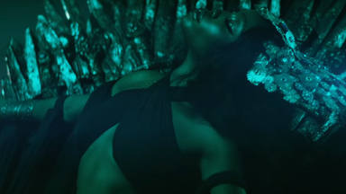 Sza, The Weeknd y Travis Scott se sientan en el Trono de Hierro de Juego de Tronos