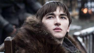 Brandon Stark (Isaac Hempstead-Wright) en 'Juego de Tronos'